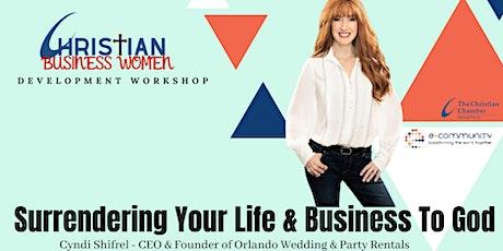 Christian Business Women  -  Development Workshop tickets