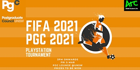 PGC FIFA 21 Tournament - PlayStation tickets