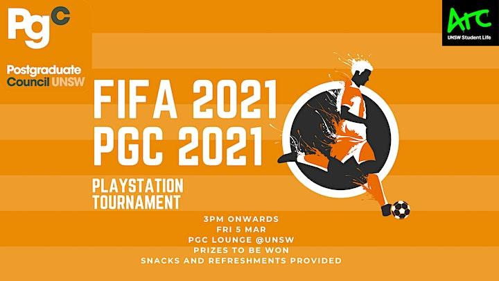 PGC FIFA 21 Tournament - PlayStation image
