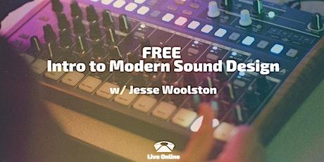 Free Intro to Sound Design tickets