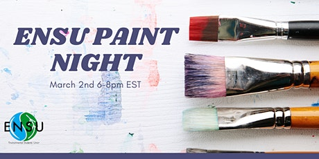 EcoFest Paint Night with ENSU! tickets