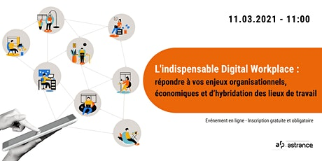 L'indispensable Digital Workplace billets