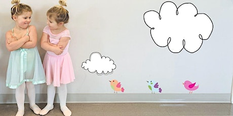 pink petal ballet 4-5yrs / thursdays apr 1-jun 25 / 10:45-11:15am tickets