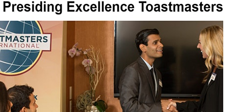 Toastmasters Presiding Excellence tickets