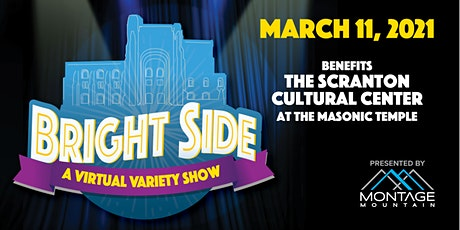 Bright Side: A Virtual Variety Show tickets