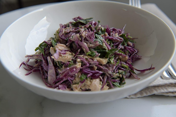 Mediterranean Diet Workshop & Cooking Class - a focus on dishes from Greece image