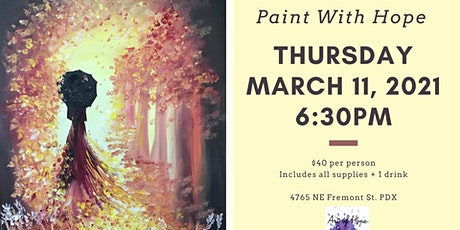 Paint Event at Blind Ox tickets