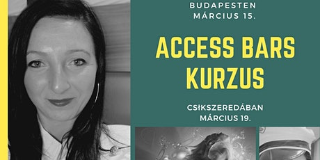 Access Bars Kurzus tickets