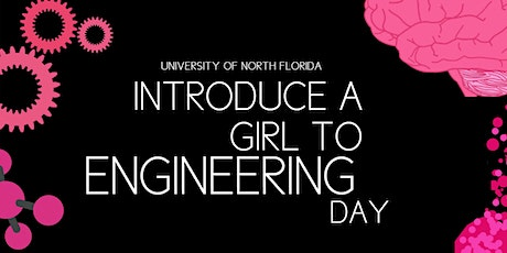 Introduce a Girl to Engineering Day - 2021 Virtual Event tickets