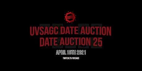 UVSAGC Date Auction 25: Netflix Originals tickets
