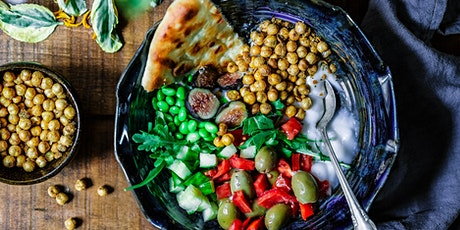 Mediterranean Diet Workshop & Cooking Class - a focus on dishes from Greece tickets
