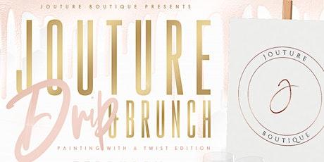Jouture Drip & Brunch tickets