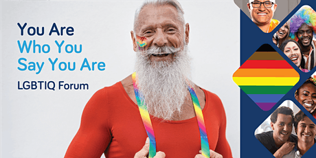LGBTIQ Forum: You Are Who You Say You Are tickets