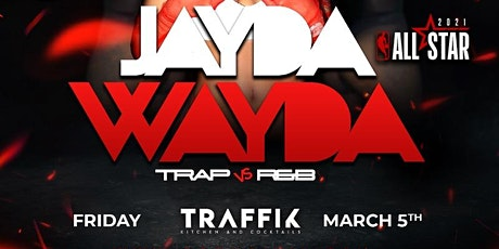 Allstar Weekend with Jayda Wayda at Traffik ATL tickets