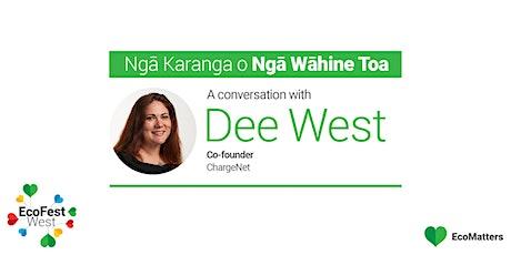 Ngā Karanga o Ngā Wāhine Toa - Dee West tickets
