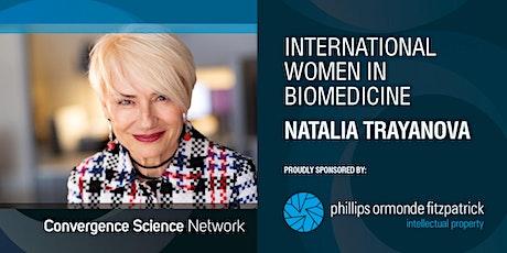 International Women in Biomedicine 2021 biglietti