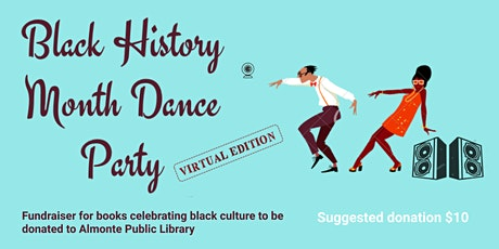 Almonte Black History Virtual Dance Party tickets