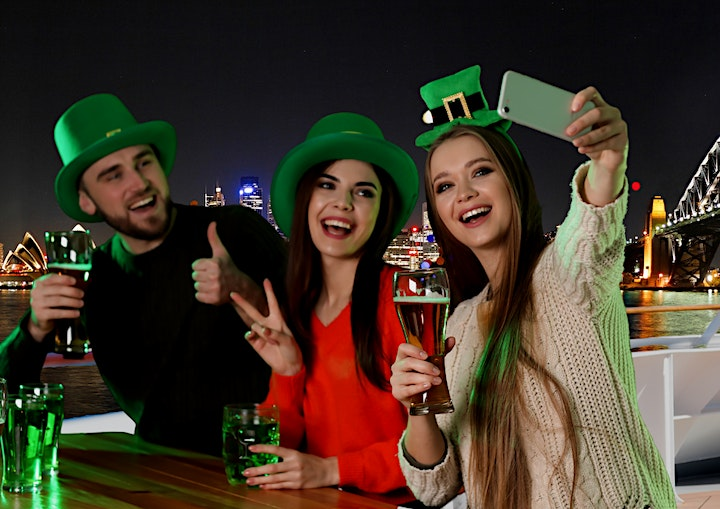 St Patricks  Day Party Cruise image