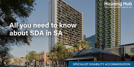All you need to know about Specialist Disability Accommodation in SA tickets