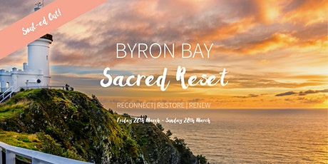 Byron Bay Sacred Reset Retreat tickets