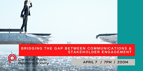 Bridging the Gap between Communications & Stakeholder Engagement tickets