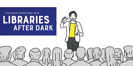 Libraries After Dark - ReSPIN Gambling Stories tickets
