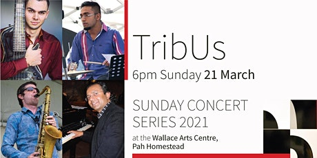 Sunday Concert Series: TribUs tickets