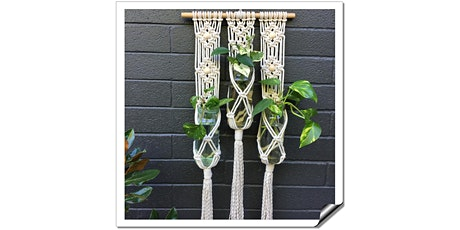 Macramé with Mary from Knot Modern - Propagation Station tickets