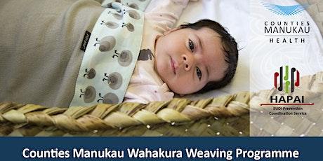CMDHB Wānanga Wahakura tickets