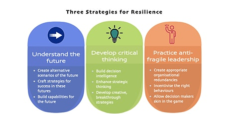 Three strategies for Resilience tickets