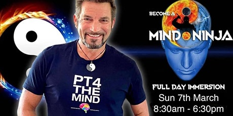 BECOME A MIND NINJA - FULL DAY IMMERSION WITH MICHAEL BENNETT tickets
