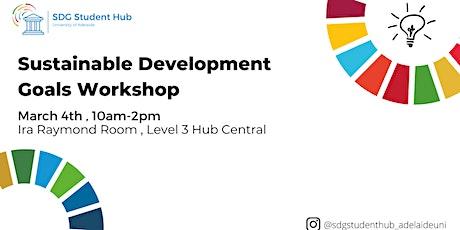 Sustainable Development  Goals Workshop tickets