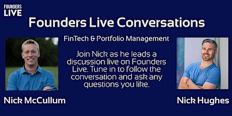 Fintech and Modern Portfolio Management With Nick McCullum tickets