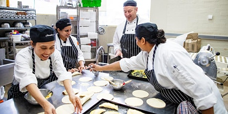 Hospitality and Cookery - online information session tickets