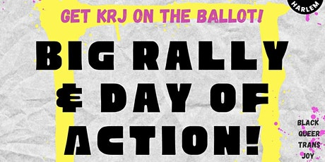 KRJ Rally & Big Day of Action tickets