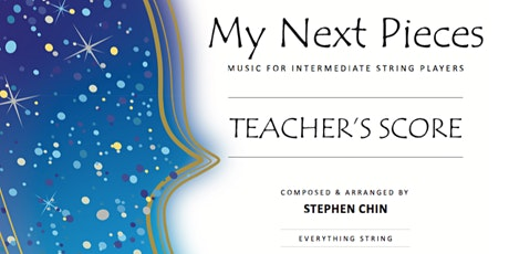 """Stephen Chin's """"My Next Pieces"""" Launch at Simply for Strings' VIP Event tickets"""
