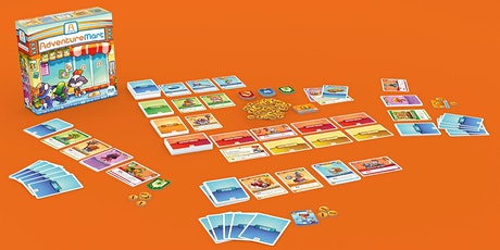 Learn to Play Adventure Mart tickets