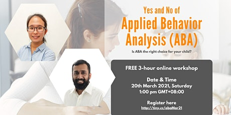 Yes and No of Applied Behavior Analysis (ABA) tickets