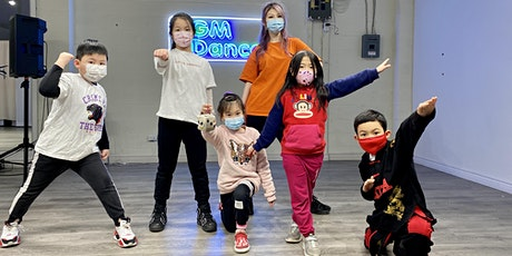 Kid's Hiphop Dance Class tickets