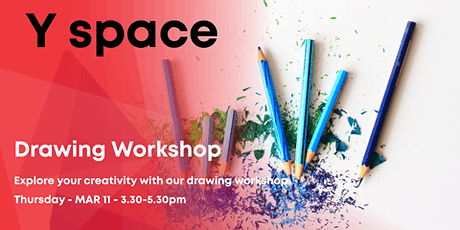 Drawing Workshop tickets