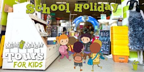 Mini Maker Tours for Kids! tickets