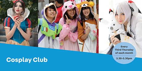 Cosplay Club tickets