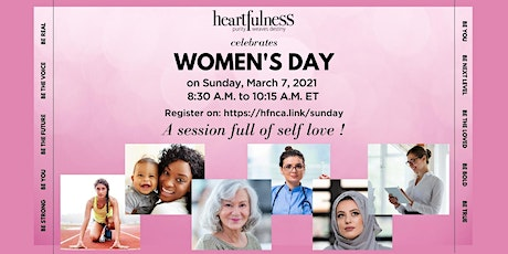 Women's Day celebration with Heartfulness tickets