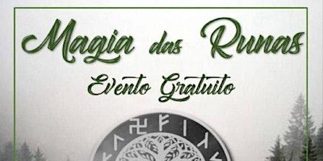 Curso Magia das Runas Nórdicas (Unidade Santana) ingressos