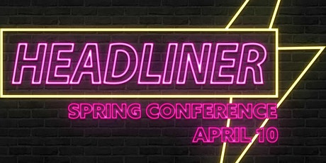 Spring Conference 2021 tickets