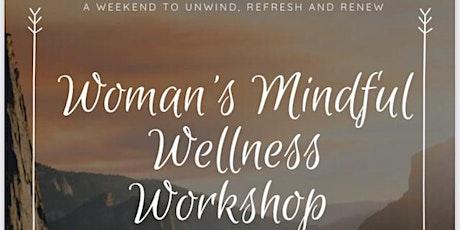 Woman's Mindful Wellness Workshop tickets
