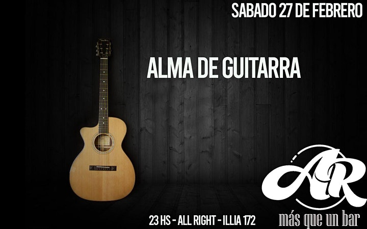 Imagen de Alma de Guitarra