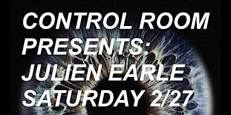 CONTROL ROOM 2/27 tickets