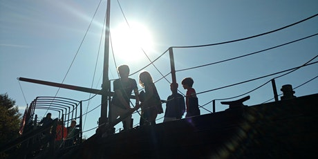 Outdoor History and Full-size Boat Replica Tour tickets