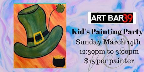 Lucky Hat | Kids and Teens| Wadena Studio| tickets